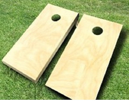 Plain Cornhole Set