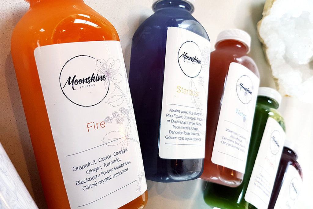 Cold- Pressed Organic Juice