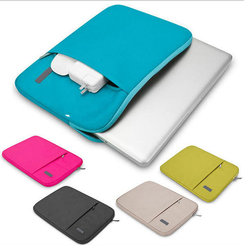 "notebook sleeve protector For mac book 11"" 13"" macbook Air / Pro Notebook Laptop Sleeve Carry Bag Case pro waterproof case Cover"