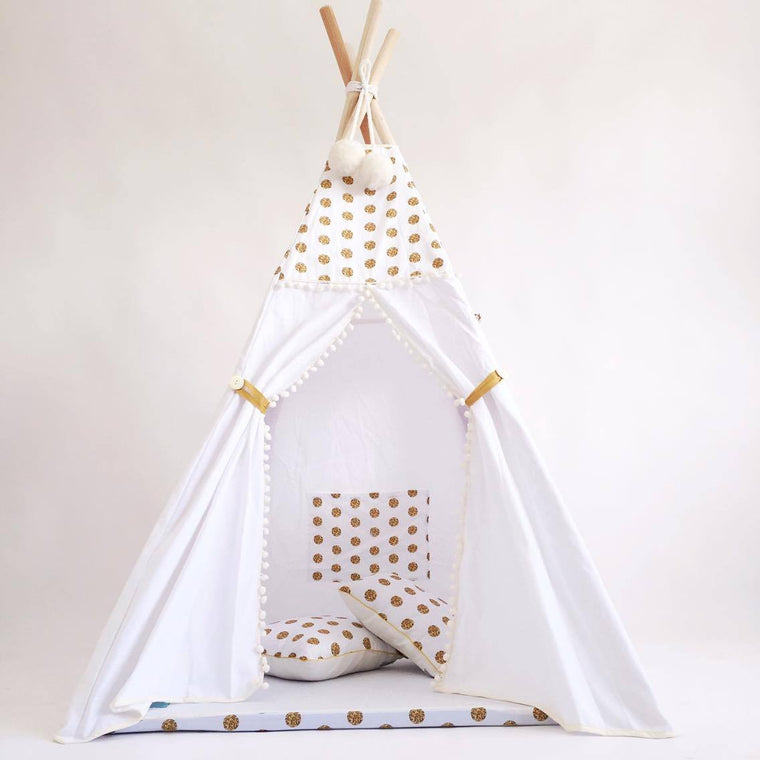 Polka - Children Teepee - teepee - Pottly N Tubby - Little A & Co.