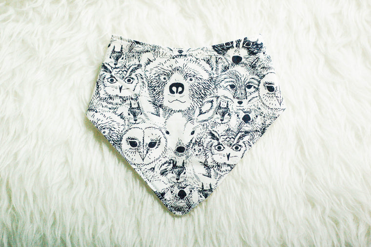 Fauna Super Drool Bandana - Bibs - ReFluff - Little A & Co.