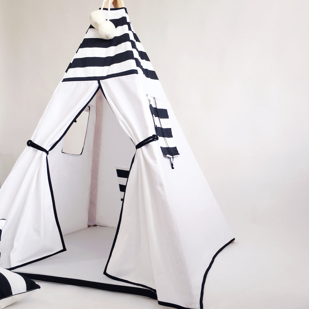 The Hepburn - Children Teepee - teepee - Pottly N Tubby - Little A & Co.