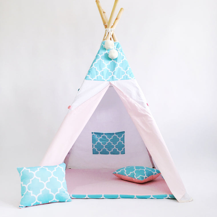 Macaron - Children Teepee - teepee - Pottly N Tubby - Little A & Co.
