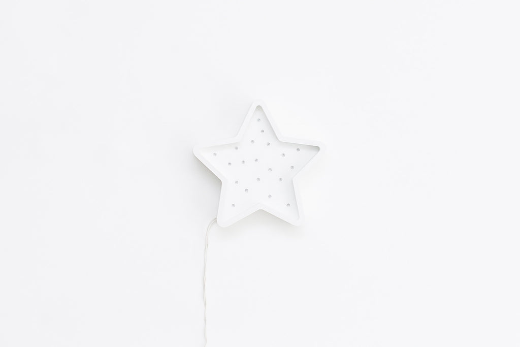 Star, Mini - Marquee Art - Marquee Art - Pulp Function - Little A & Co.