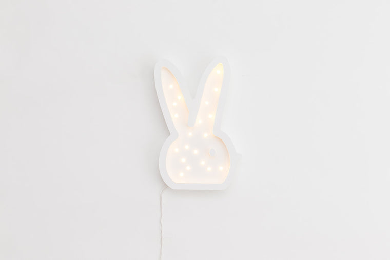 Bunny Head - Marquee Art - Marquee Art - Pulp Function - Little A & Co.