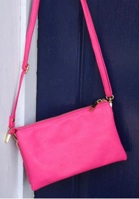Liz Hot Pink Purse