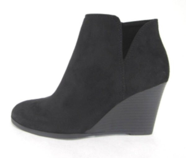 Ability Wedge Booties