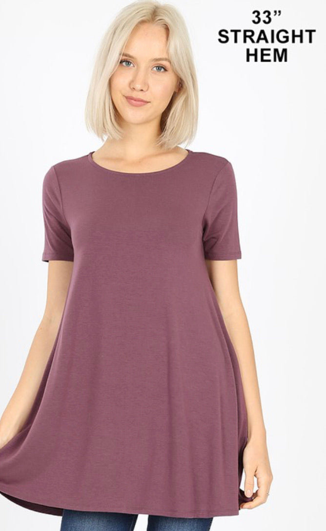 Basic T-Shirt Dress