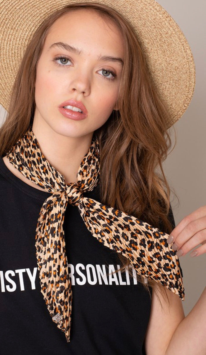Leopard  Neckerchief
