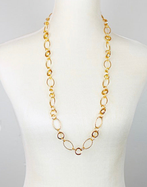Chunky Link Chain Necklace