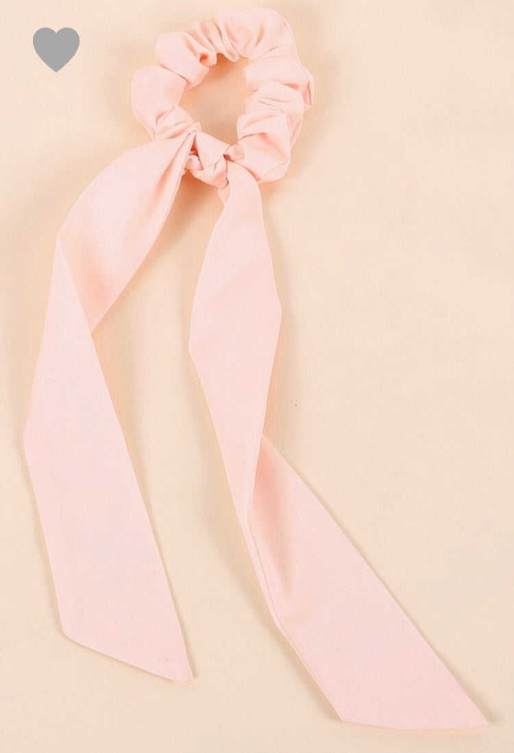 Solid Color Hair Ribbon
