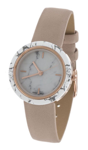 Brooklyn Watch Taupe