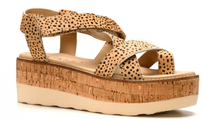 Corky's Oro Platform Wedges