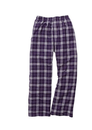 Mardi Gras Plaid Pajama Pants