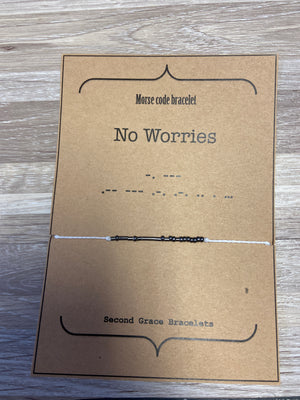 No worries Bracelet