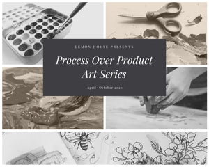 Meet the Artists of Process Over Product Art Series!