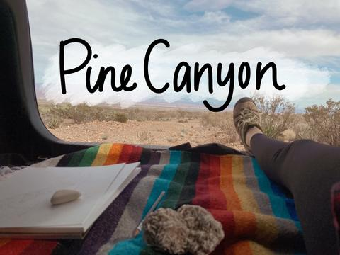 Pine-Canyon-Big-Bend-National-Park