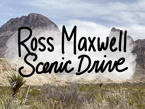 Ross-Maxwell-Scenic-Drive-Big-Bend-National-Park