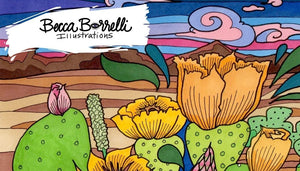 Borrelli Illustrations Gift Card