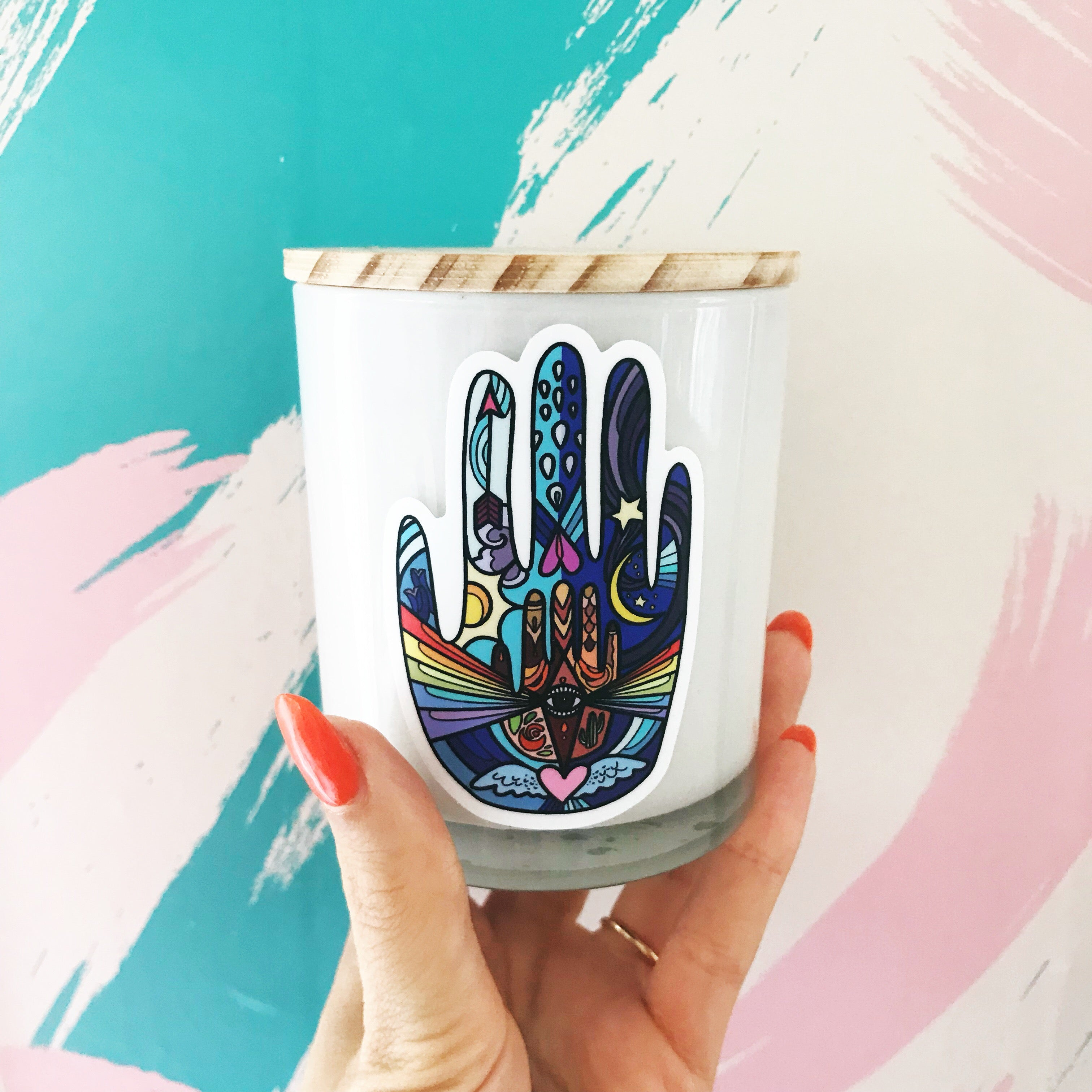 A Candle for a Cause (Wholesale) - Borrelli Illustrations