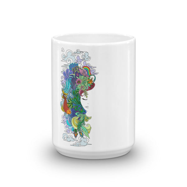 Goddess Mug - Borrelli Illustrations