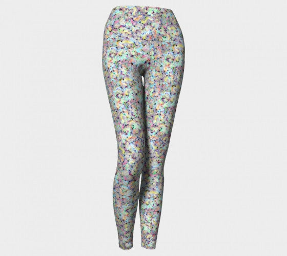 Prismatic Butterfly Leggings