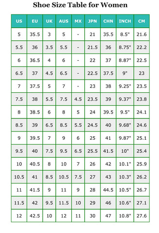 2825c917ec04 ... FOR INTERNATIONAL SHOE SIZES. CONVERSE SIZE CHART. Converse Size Chart  Women s Men s Kids ...