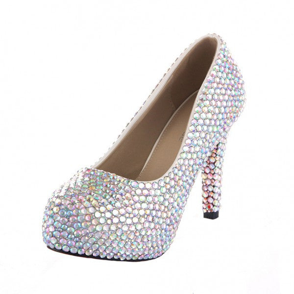 new arrival 39794 4bc75 white low heels glittershoeco.com wanelo.co ... 84513349f