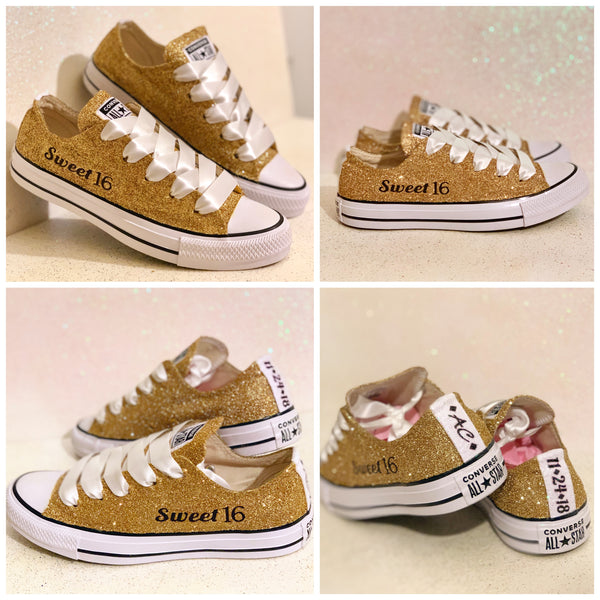 Personalized add on for Converse Toms Heels Ballet Flats Nike