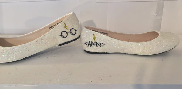 Free shipping BOTH ways on Shoes, Ballerina, Glitter, from our vast selection of styles. Fast delivery, and 24/7/ real-person service with a smile. Click or call