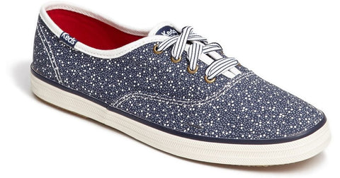 Keds by Taylor Swift Sneaker Shoes Blue Seltzer LAST PAIR Sale