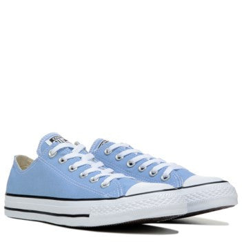 Mens Converse All Star Light Blue Classic Sneakers Shoes Personalized wedding Groom