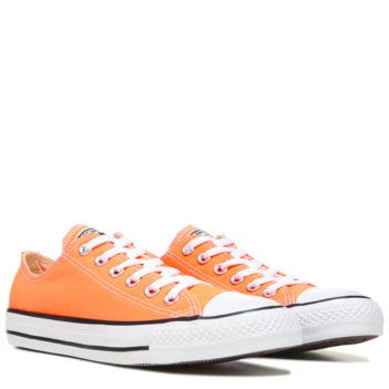 Mens Converse All Star Orange Classic Sneakers Shoes Personalized wedding Groom