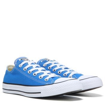 Mens Converse All Star Blue White Classic Sneakers Shoes Personalized wedding Groom