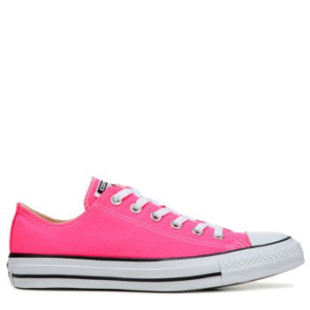 Mens Converse All Star Pink Classic Sneakers Shoes Personalized wedding Groom