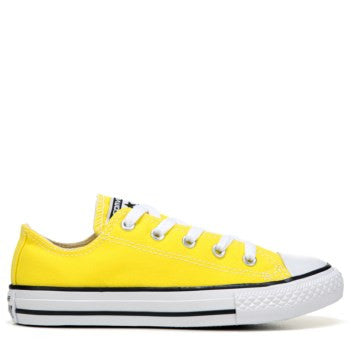 Mens Converse All Star Yellow Classic Sneakers Shoes Personalized wedding Groom