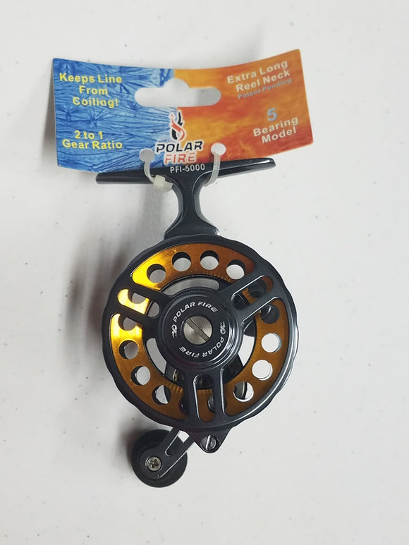 HT Tight-Line and Ice Reels