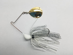 BS Kustom Lures Single Colorado Blade Spinnerbaits - Bass Spinnerbaits