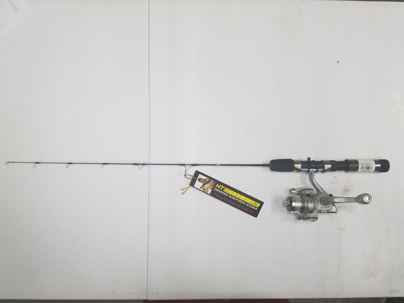 HT Ice Master Ice Fishing Combo, 29