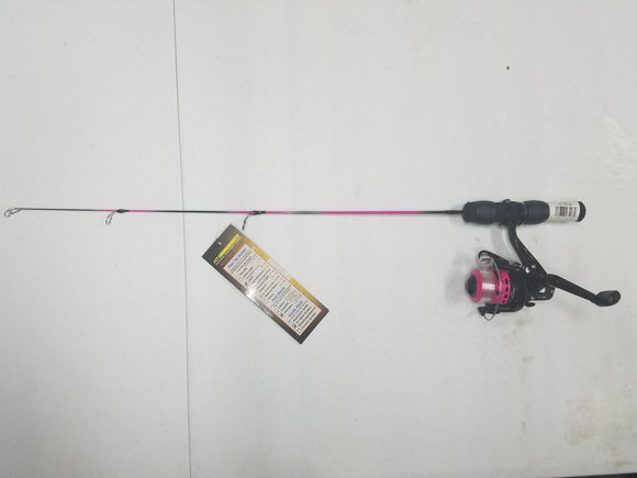HT Lady Ice Series Ice Fishing Combo, 25