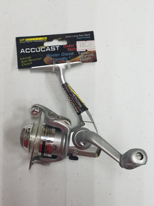 Accucast Spinning Reel - Spinning Reel - Ice Fishing Reel
