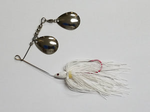1/4 oz. Spinnerbaits