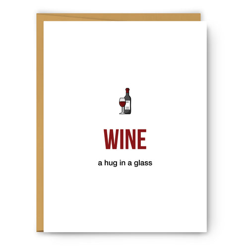 Wine Definition Illustration - Unframed Art Print Poster Or Greeting Card