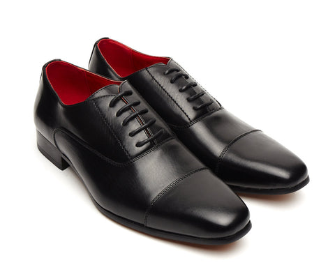mens smart formal casual every day work wear shoes, toe cap lace up oxfords, high quality low price size 6 7 8 9 10 11 12 Gatsby Shoes London mens gift, wedding or party shoes