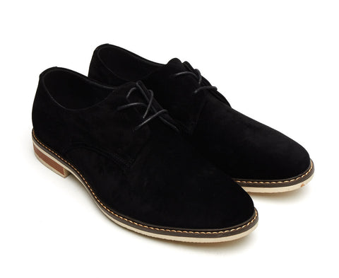 black suede desert shoe lace up gatsby shoes size 6 7 8 9 10 11 12 casual cheap shoes