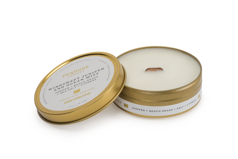 Scents of Oregon: Coast Travel Candle -WS