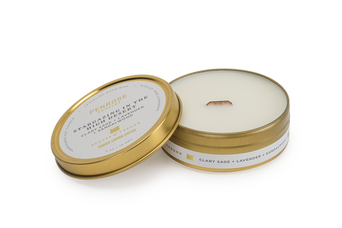 Scents of Oregon: High Desert Travel Candle -WS