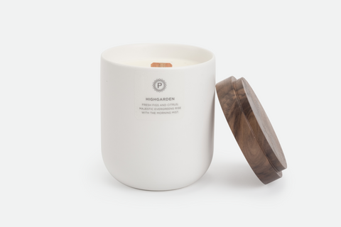 Highgarden Ceramic Candle