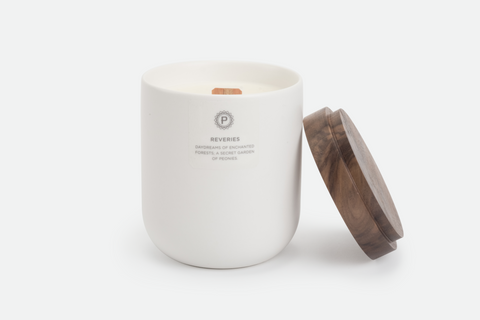 Reveries Ceramic Candle
