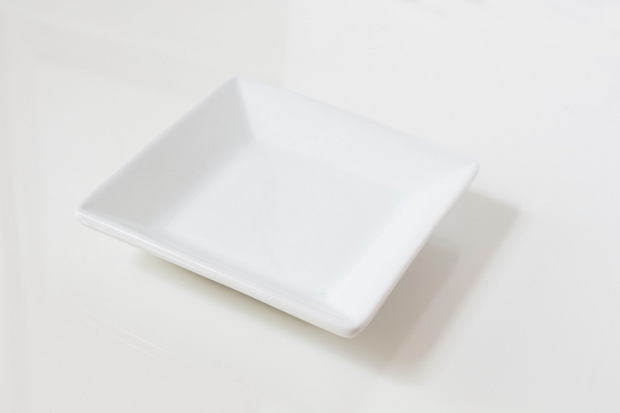 Porcelain Melting Dish